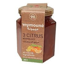 Mymoune 3 Citrus Marmalade-Pantry-The Meadow