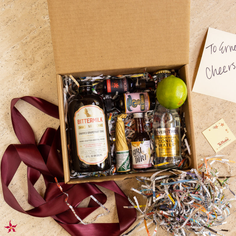 Mystery Happy Hour Box - Expect the unexpected delivered straight to your door!