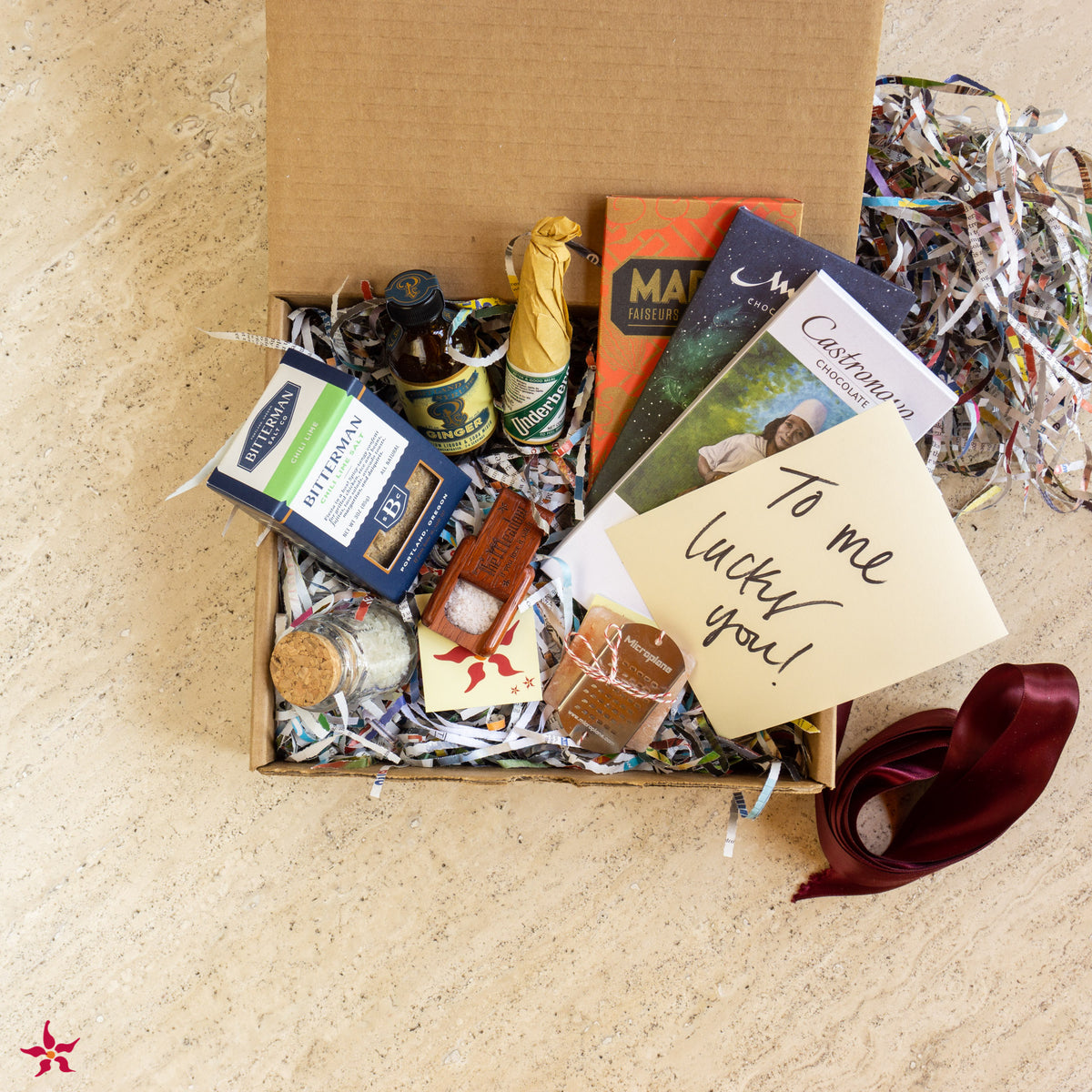 Mystery Meadow Box - Send a customized gift straight to their door!