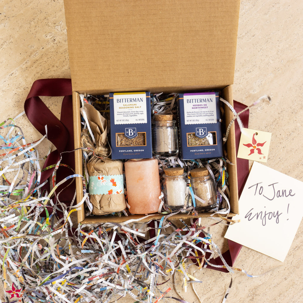 Mystery Salt Box - Expect the unexpected delivered straight to your door!