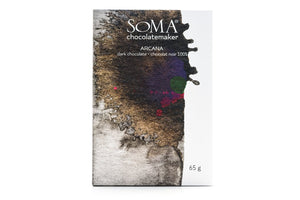 Soma Arcana 100% Dark Chocolate