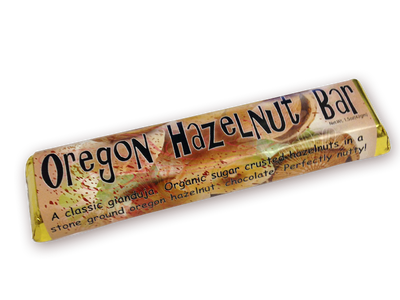 Lillie Belle Oregon Hazelnut Bar