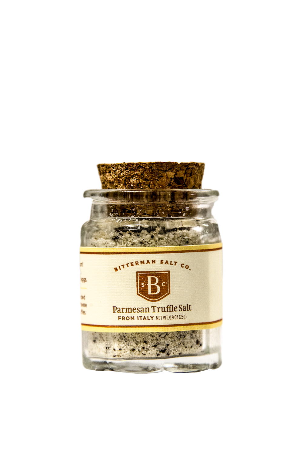 Parmesan Truffle Salt-Gourmet Salt-The Meadow