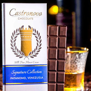 Castronovo Patameno Venezuela 70% Dark Chocolate-Chocolate-The Meadow