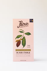 Patric In-nib-itable 70% Dark Chocolate + Nibs