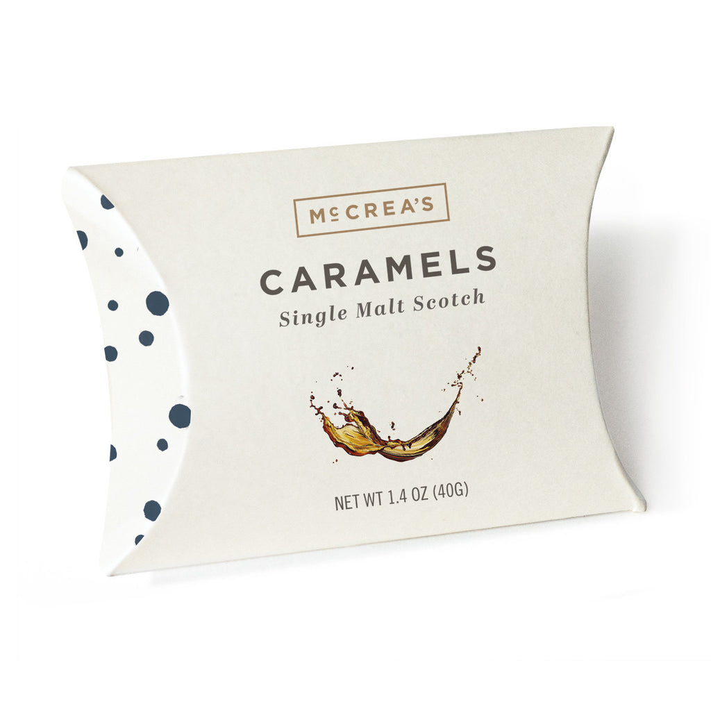 McCrea's - 6-piece box - Caramels Single Malt Scotch