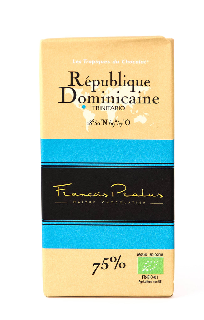 Pralus Republique Dominicaine 75%