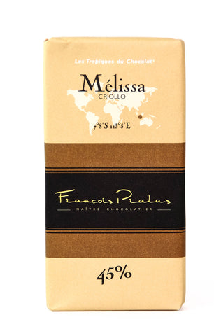 Pralus Melissa 45% Milk Chocolate