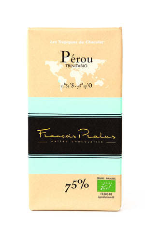 Pralus Perou 75% Dark Chocolate-Chocolate-The Meadow