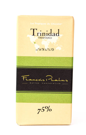 Pralus Trinidad 75% Dark Chocolate-Chocolate-The Meadow