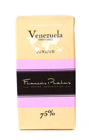 Pralus Venezuela 75% Dark Chocolate-Chocolate-The Meadow