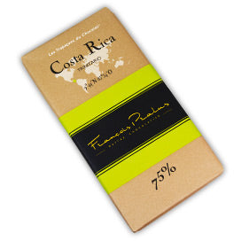 Pralus Costa Rica 75% Dark Chocolate-Chocolate-The Meadow