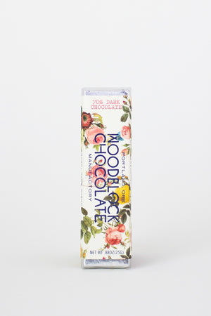 "Woodblock ""Spring Blend"" Dark Chocolate-Chocolate-The Meadow"