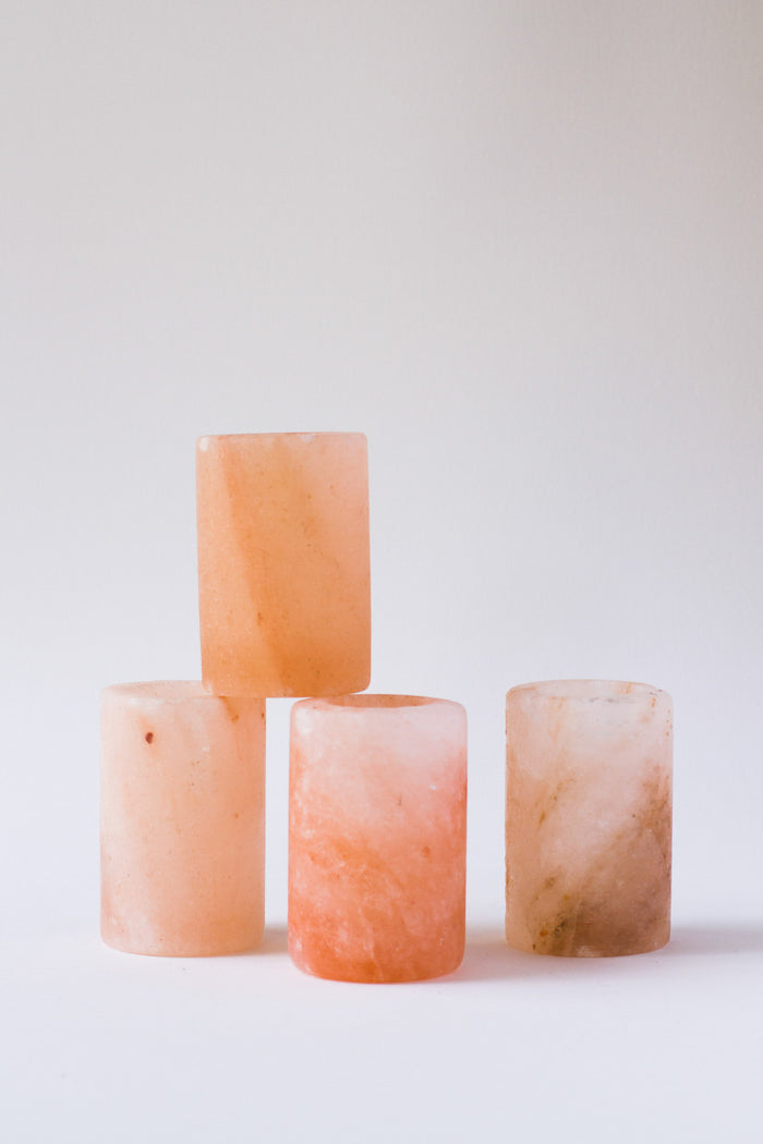 Himalayan Salt Tequila Shot Glass