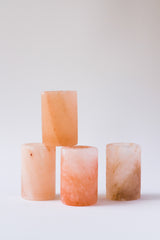 Himalayan Salt Tequila Shot Glasses - Set of 4