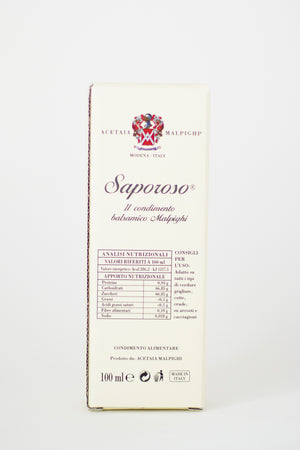 Saporoso Gourmet Balsamic-Pantry-The Meadow