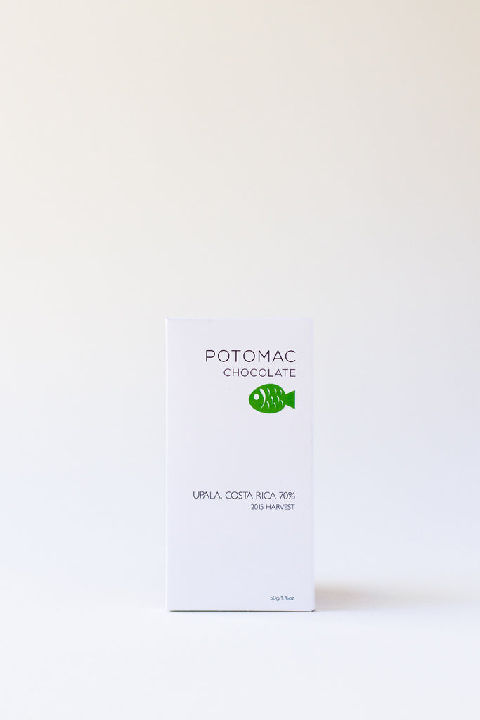 Potomac Upala 70% Dark Chocolate