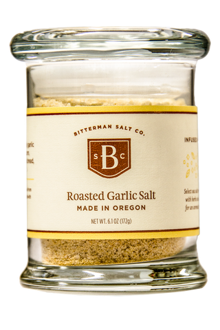 Roasted Garlic Salt