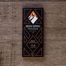 Sacred Summit Peru 70% Dark Chocolate