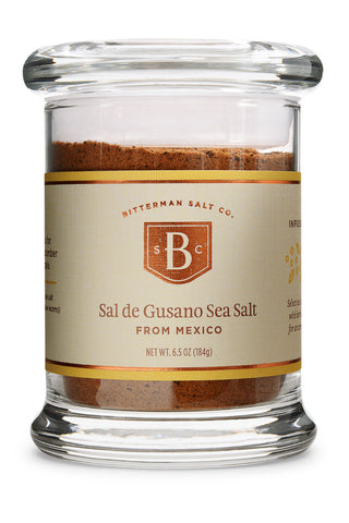 Sal de Gusano Spicy Worm Salt