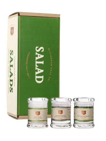 Salad Salt Set