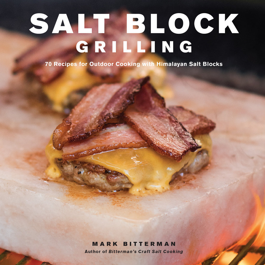 Himalayan Pink Salt Dish with Cookbook!