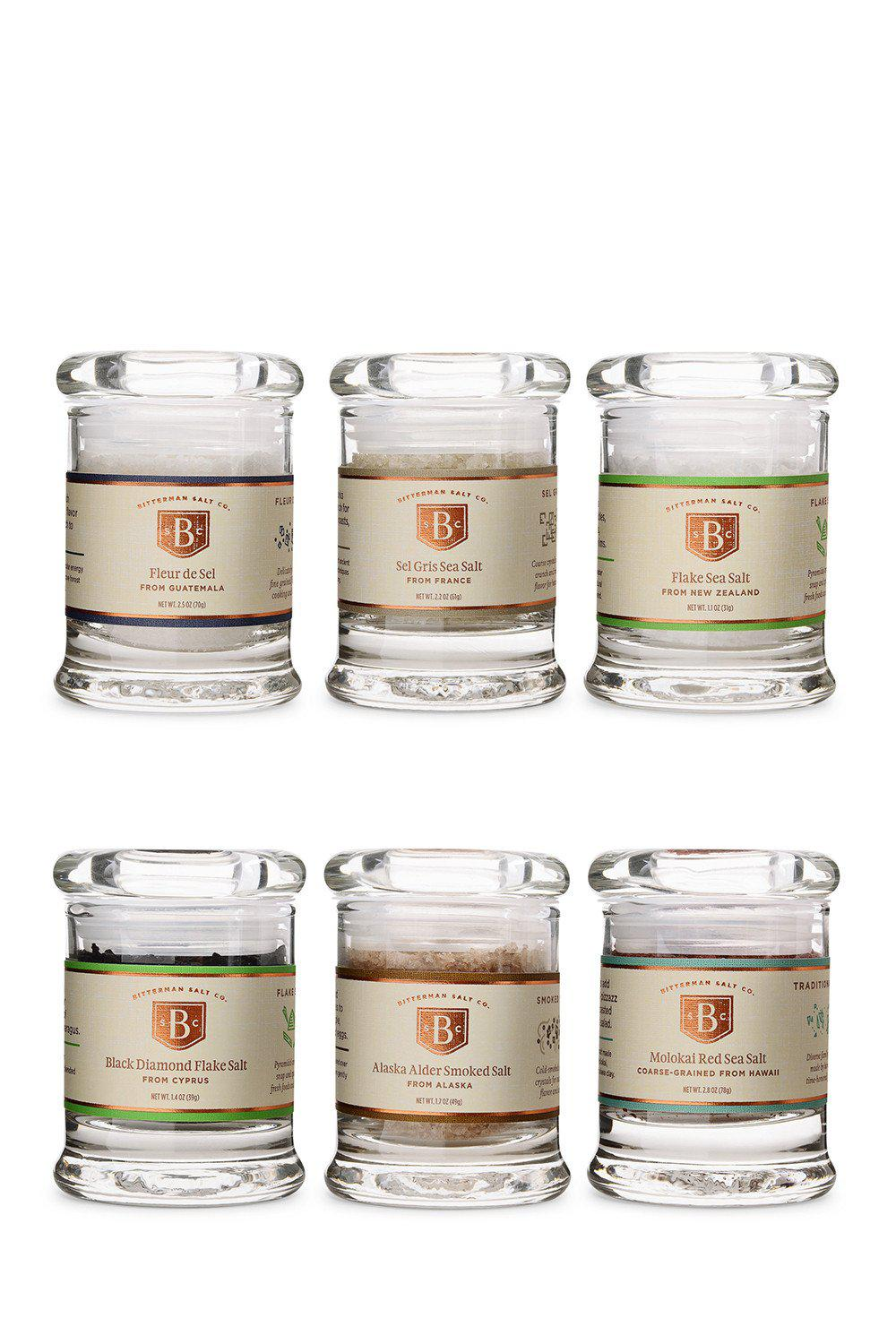 Salt Starter Set-Gourmet Salt-The Meadow