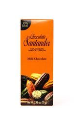 Santander 36% Milk Chocolate