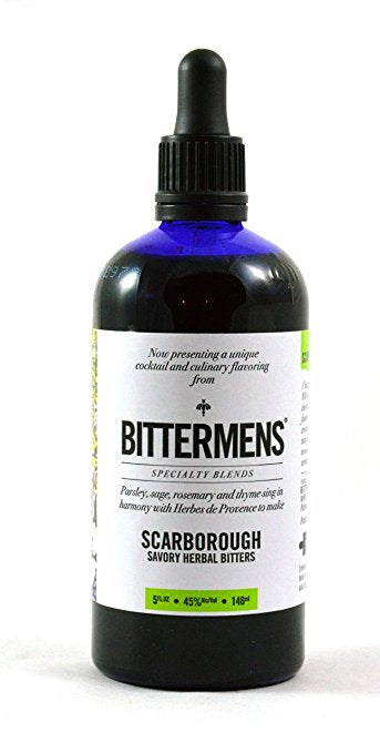 Bittermens Scarborough Savory Herbal Bitters-Bitters, Syrups and Shrubs-The Meadow