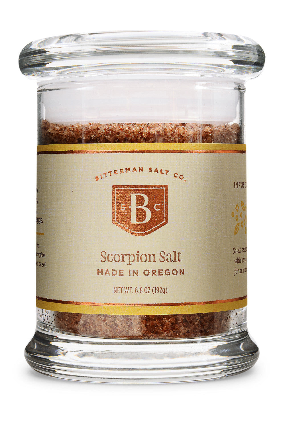 Scorpion Salt-Gourmet Salt-The Meadow