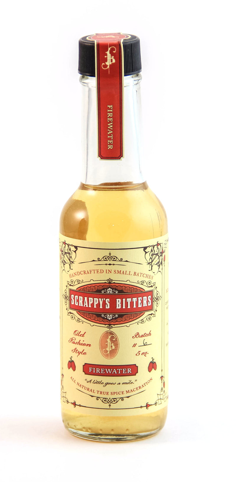 Scrappy's Firewater Bitters-Bitters, Syrups and Shrubs-The Meadow