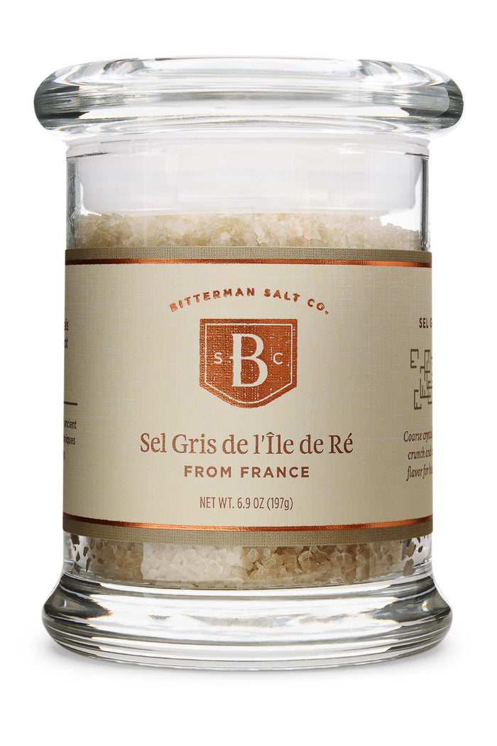 Sel Gris de l'Île de Ré - French Sea Salt