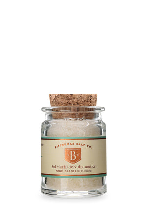 Sel Marin de Noirmoutier Fine Sea Salt-Gourmet Salt-The Meadow
