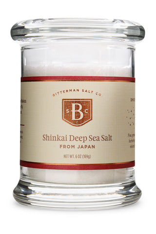 Shinkai Deep Sea Japanese Sea Salt