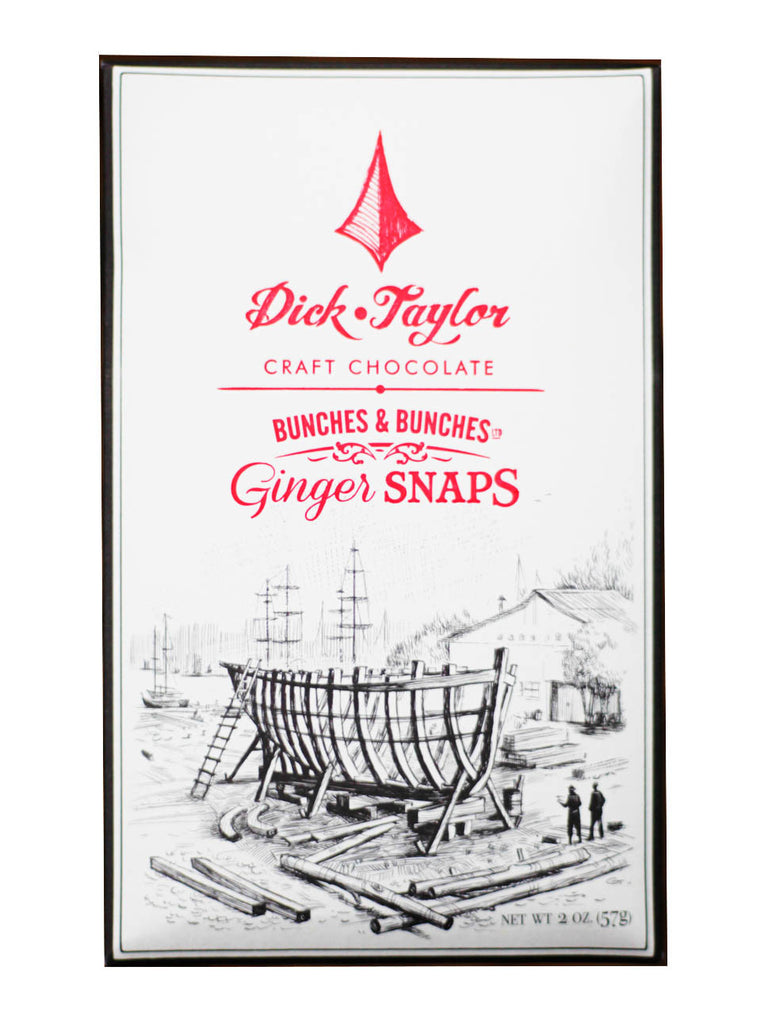 Dick Taylor Ginger Snaps Bar