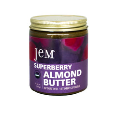 Jem Superberry Almond Butter