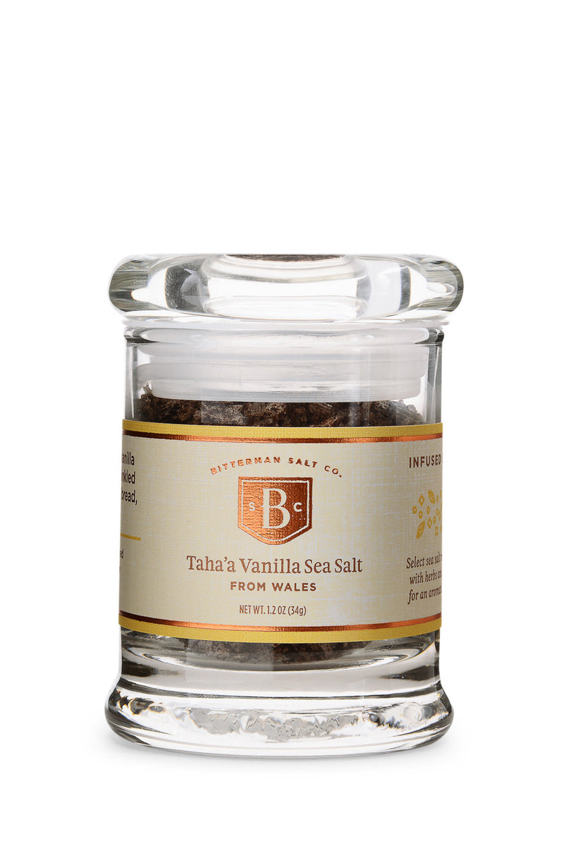 Taha'a Vanilla Sea Salt-Gourmet Salt-The Meadow