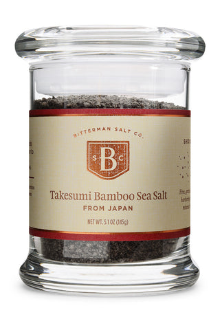 Takesumi Bamboo Japanese Salt
