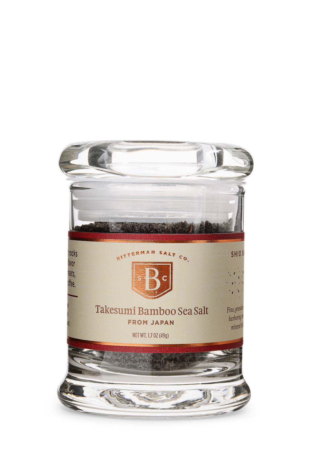 Takesumi Bamboo Japanese Salt-Gourmet Salt-The Meadow