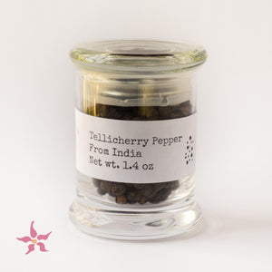 Tellicherry Black Pepper from India