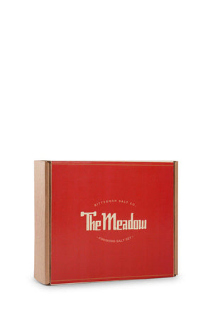 The Meadow Salt Set-Gourmet Salt-The Meadow