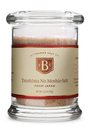 Tsushima No Moshio-Gourmet Salt-The Meadow