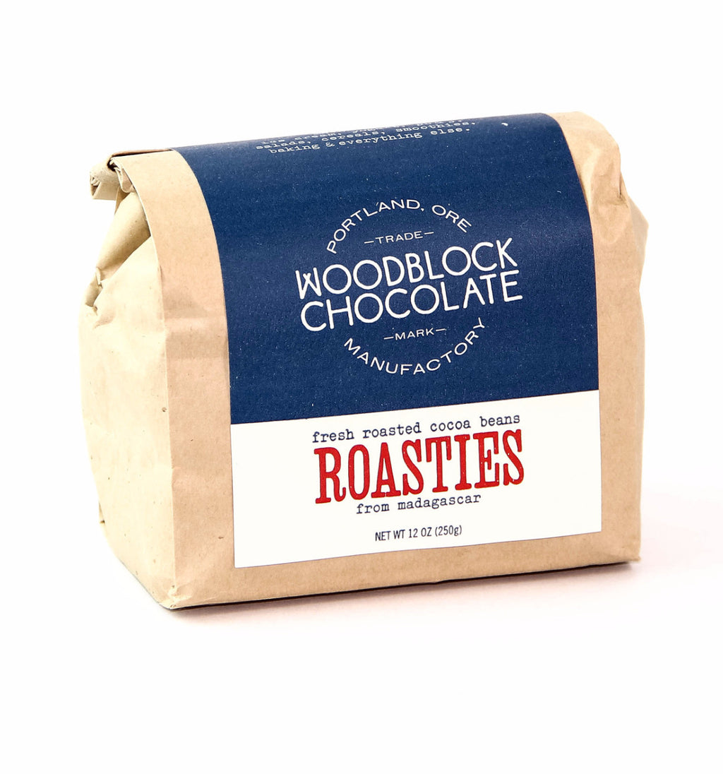 Woodblock Roasties-Chocolate-The Meadow