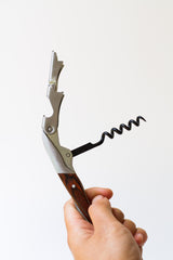 Wood Corkscrew