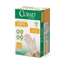 Gloves, Disposable, Latex Free, 50 Ct