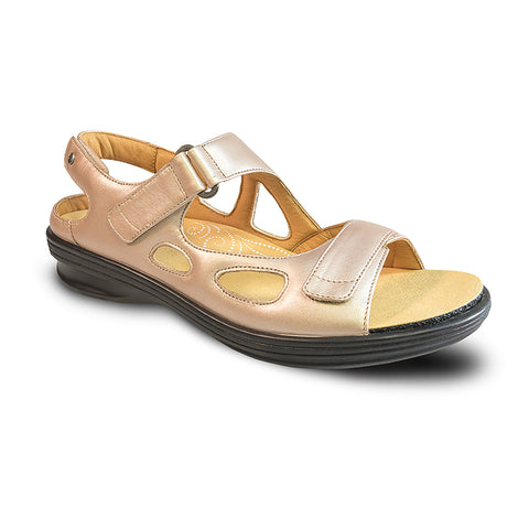 Astoria Back Strap Sandal (Wide)
