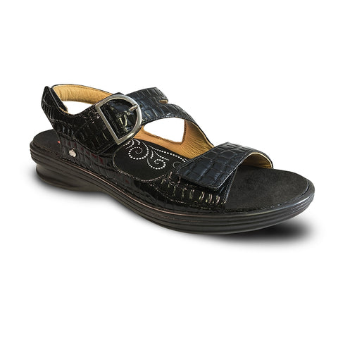 Barcelona Backstrap Sandal (Wide)