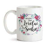 Coffee Mug, You're The Lorelai To My Sookie, Best Friends Forever Birthday Christmas