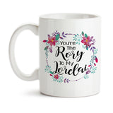 Coffee Mug, You're The Rory To My Lorelai Mother Daughter Daughter's Birthday Christmas