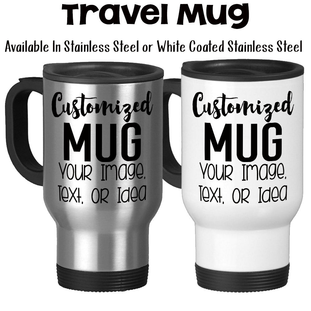 design and customize your own mug personalize your text image